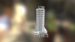 Edifício La Palma em Guarapuava- PR 3D Model