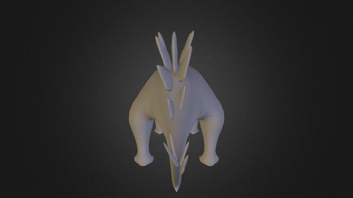 Project3 Zixi Zhao 3D Model