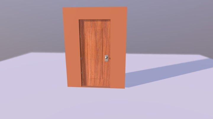 Marthadams Door 3D Model