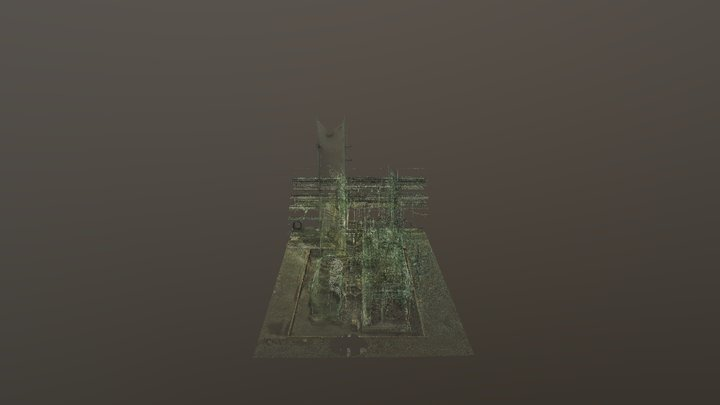 19052000-Lonestar Geismar_ Amine Pumps - Cloud-0 3D Model