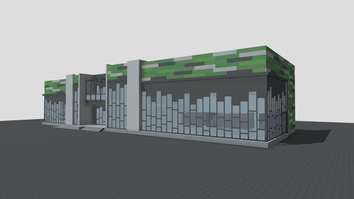 Agrocom New Design 3D Model
