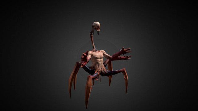 Abomination fom Skullstone 3D Model