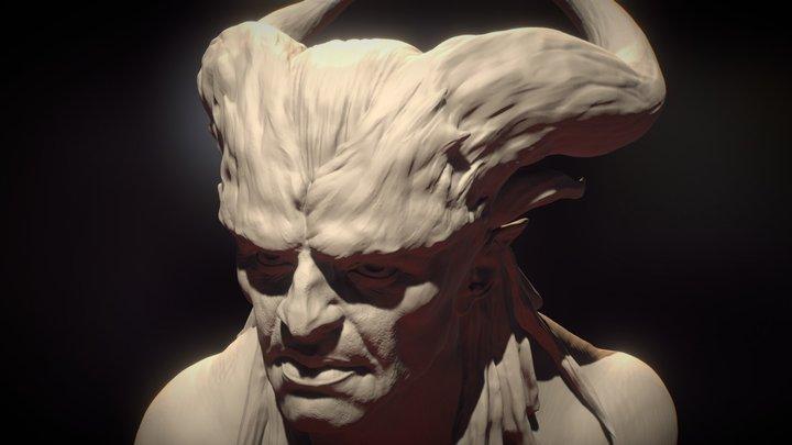 Dragon Age - Qunari 3D Model