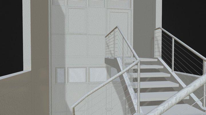 Local Comercial 14 de Febrero 3D Model
