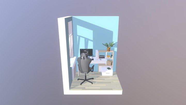 Diplomnaya_rabota 3D Model