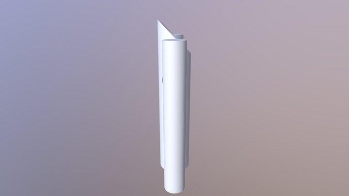 Shishi-odoshi 3D Model