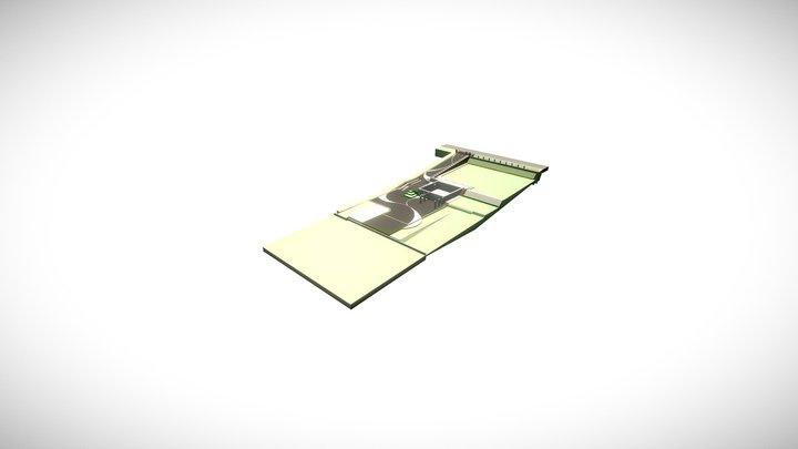 Kostaka 3d Ots 3D Model