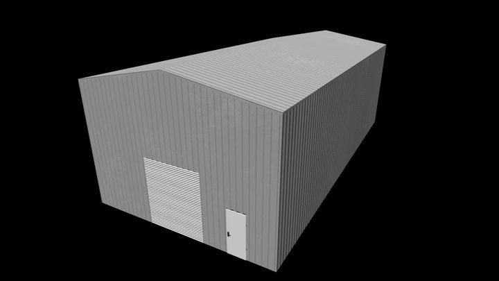Factory Shell 3D Model