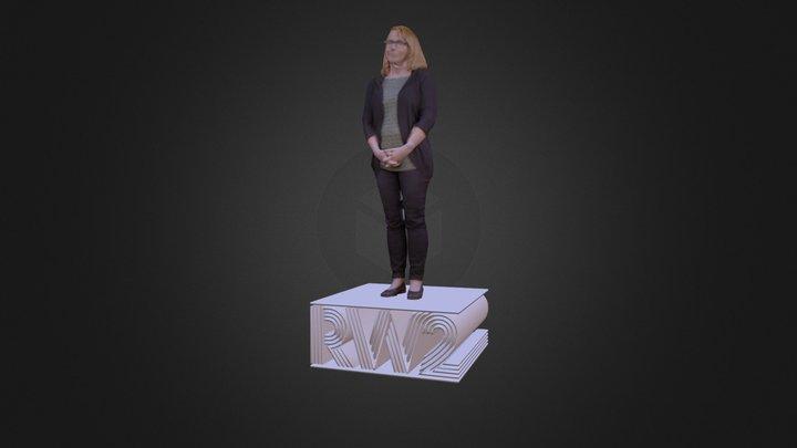 Judy 3D Model