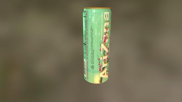 Arizona Green Tea 3D Model