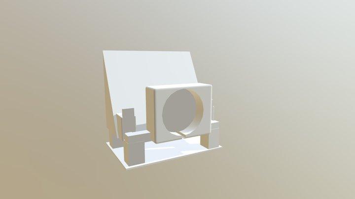 Apple station 3D Model