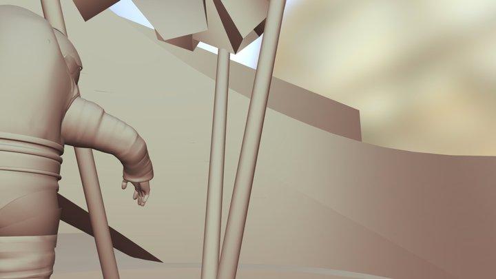 buckers 3D Model