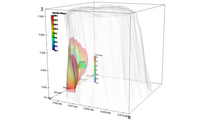 BC 20 Cavern & Salt Dome 3D Model