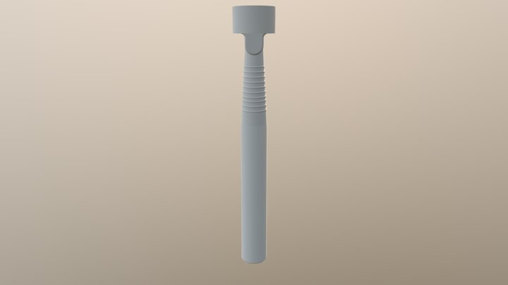 Handpiece-2019 3D Model