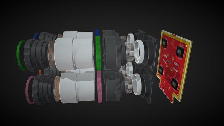 FMC4SIMX183_ANIMATION 3D Model