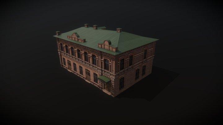 House of Kruglov 3D Model