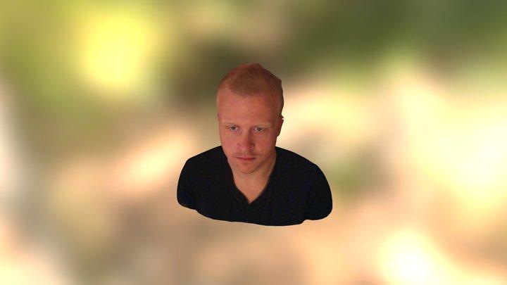Person-Joe T. 3D Model