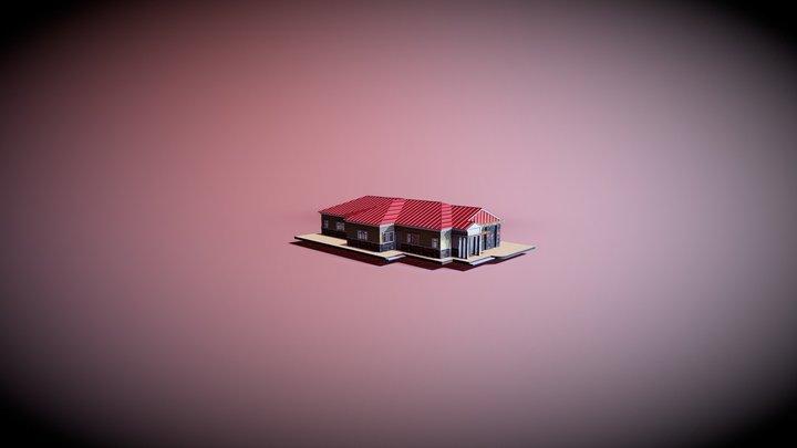 4.c4d 3D Model