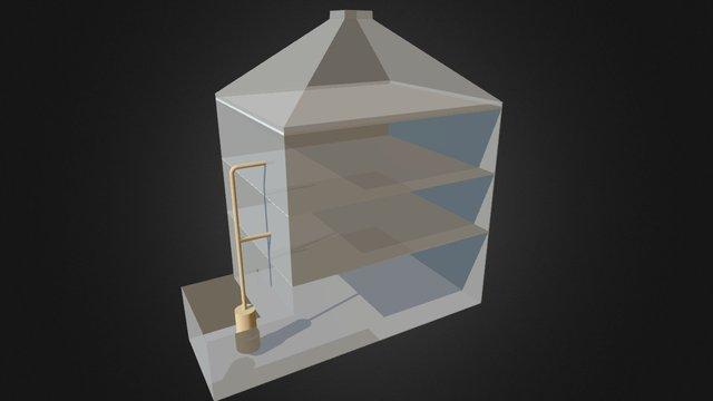 Odor Removal Equipment 2 3D Model