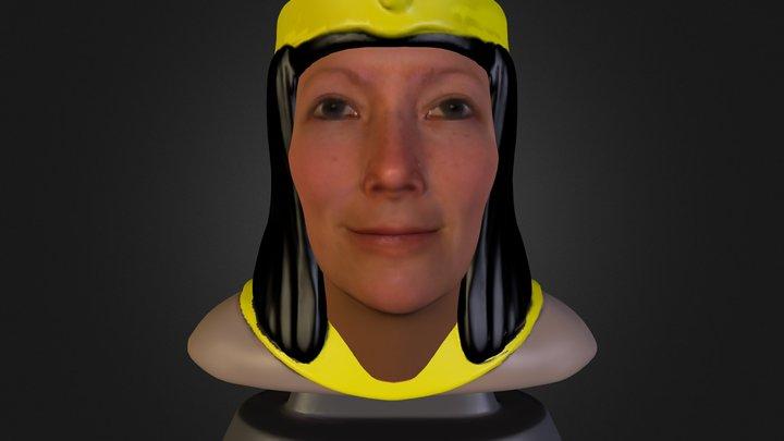 cleo 3D Model