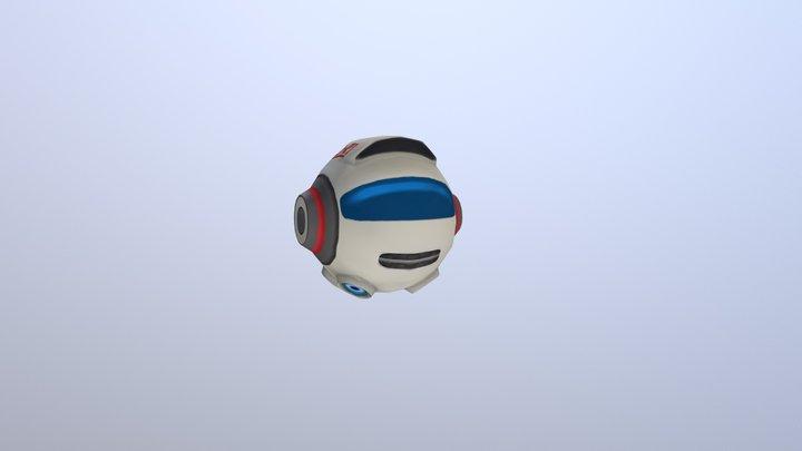 Helper Drone 3D Model