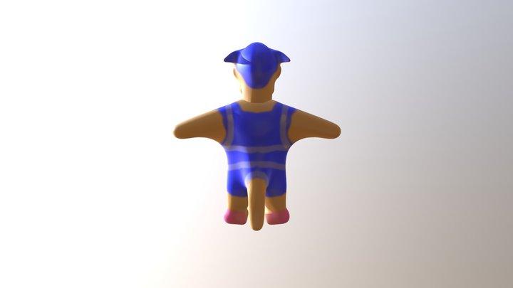 Pisuart 1 3D Model