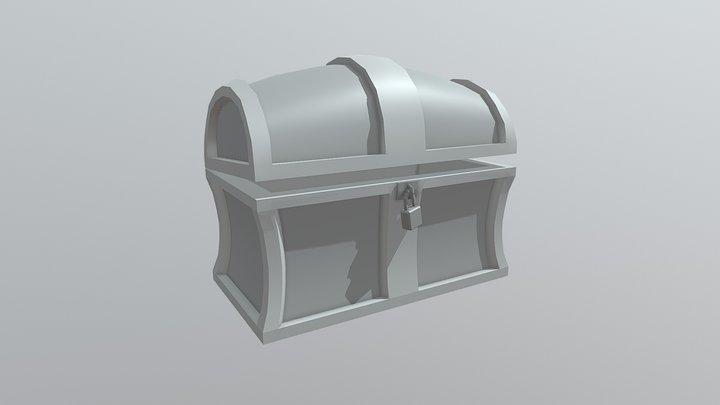 Chest challenge 3D Model
