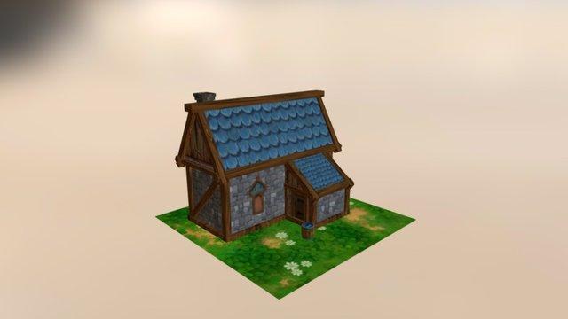 House Mang 3D Model