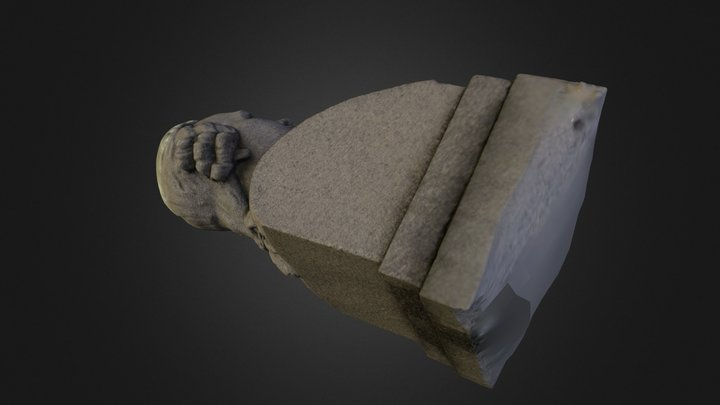 Lomonosov 3D Model