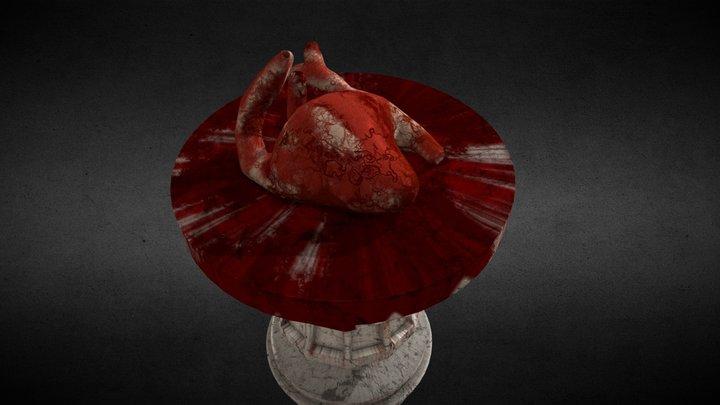 Beating Heart [DOOM] 3D Model