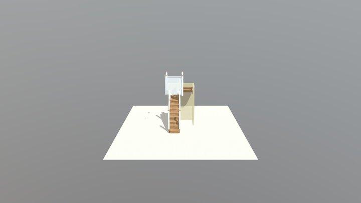 CG Williams Kenny 3D Model