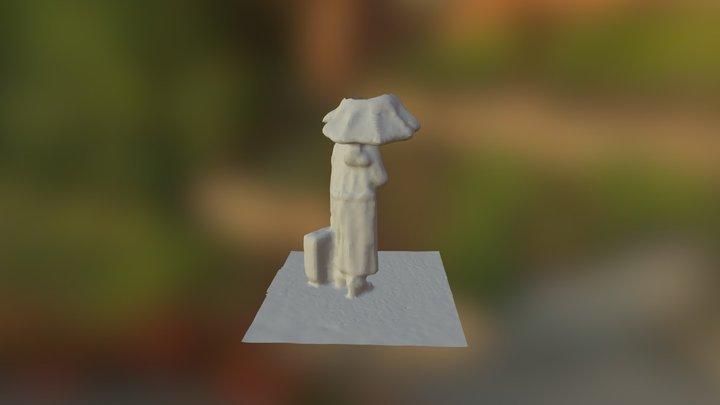 T61- Eileen- Winther-1 3D Model
