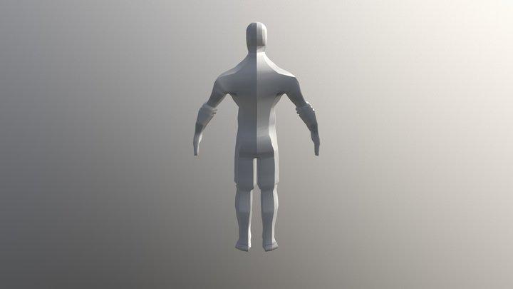 Jack 3D Model