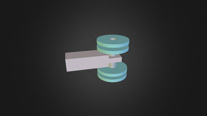 3mm filament welder 3D Model