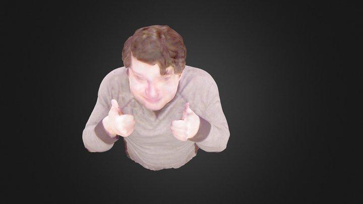 jason2 3D Model