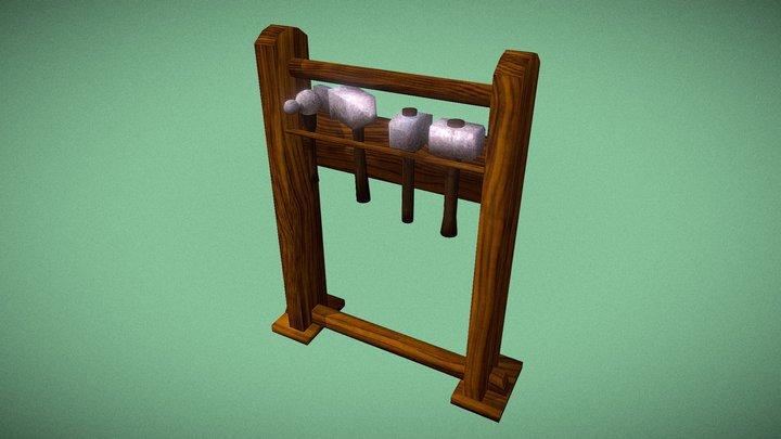Martelli 3D Model