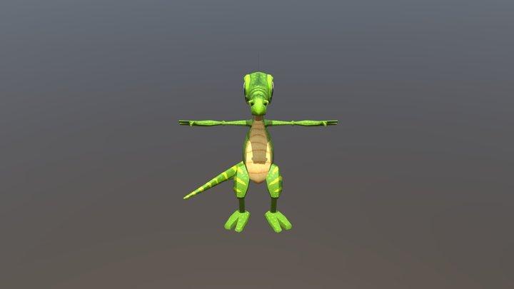 Francello FBX 3D Model