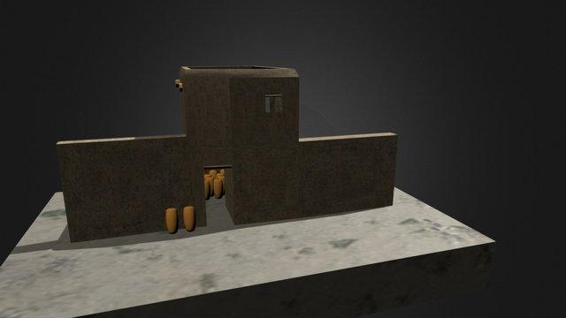 Casa de les Àmfores 3D Model