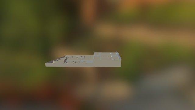 Diseño hotel 3D Model