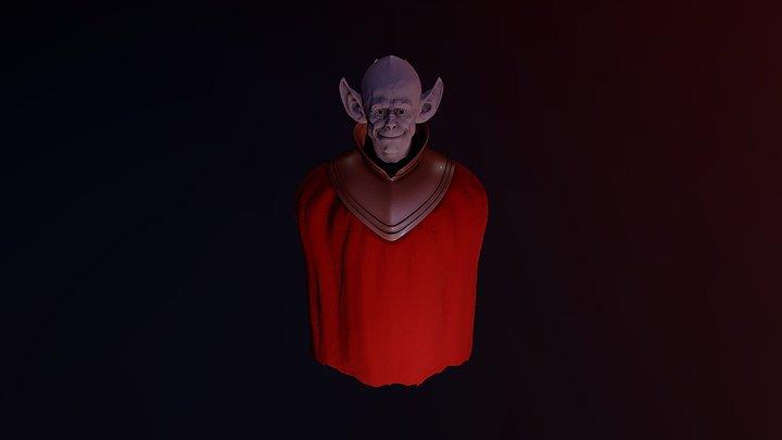 Ghoul3 3 3D Model