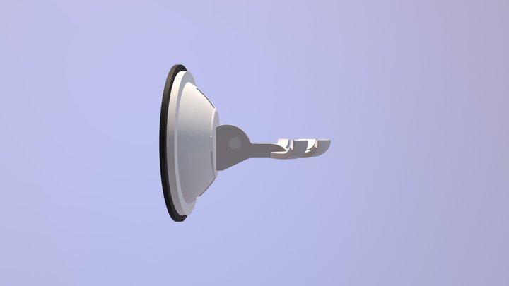 Toothbrush holder 3D Model