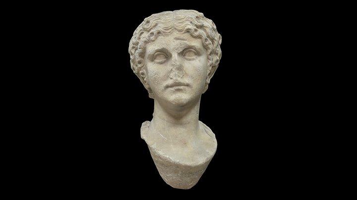 Testa di Agrippina 3D Model