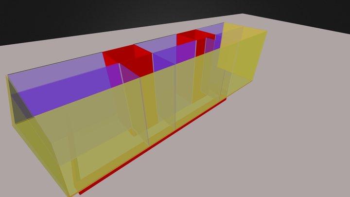 structural model 3D Model