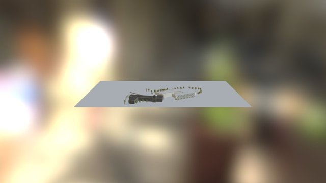 CityHall 3D Model