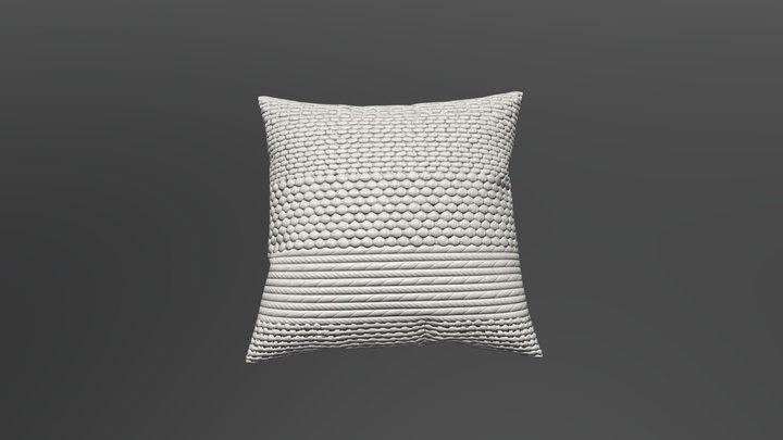 Cushion 01 3D Model