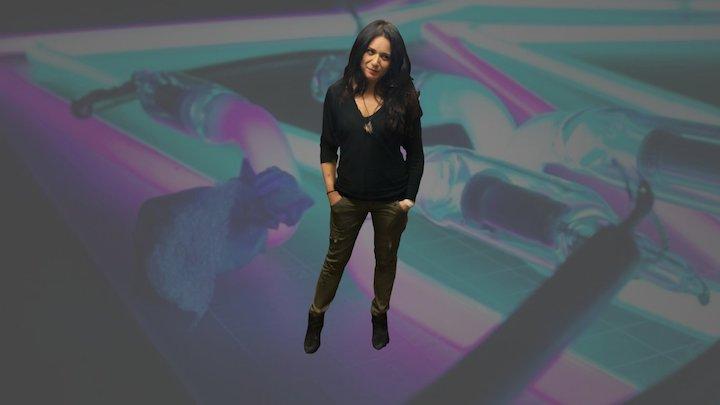 Lorena 3D Model