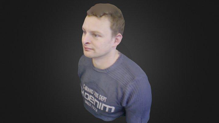 ReconstructMe SDK - Bust #5 3D Model