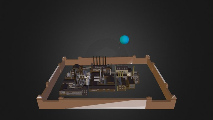 BioProj 3D Model