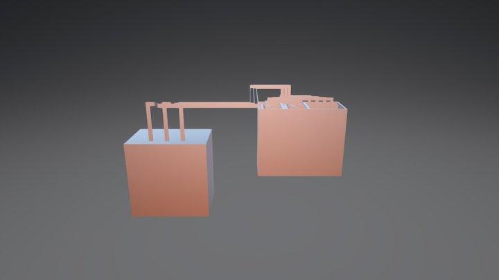Obudowy 3D Model