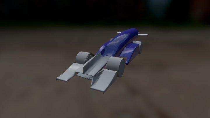 Last Year 3D Model